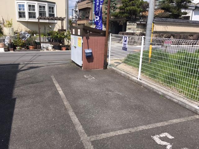 グリーンハウス緑地駐車場(軽専用)_1